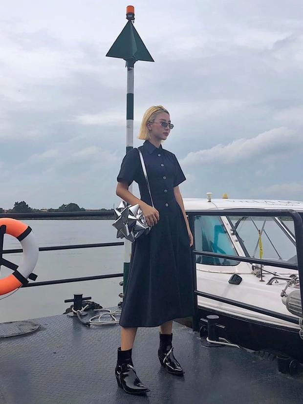 Đời du lịch của Quỳnh Anh Shyn chỉ 2 kiểu: Không mặc bikini ngả ngớn thì cũng lên đồ ngốt ngát ai cũng phải thua - Ảnh 11.