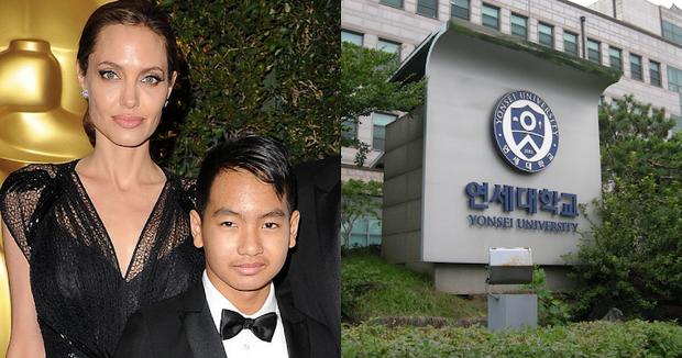 Cả xứ Hàn dậy sóng vì cậu cả nhà Angelina Jolie sẽ nhập học tại trường ĐH Yonsei top 3 danh giá bậc nhất xứ kim chi - Ảnh 1.