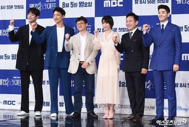 """Sợ Kim Tae Hee ghen, ông chồng quốc dân Bi Rain vội """"tự thú"""" về mối quan hệ với nữ chính trong Welcome 2 Life - Ảnh 3."""