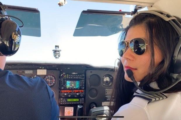 Lần đầu tiên trong lịch sử, Việt Nam sắp có một nữ phi công bay vòng quanh thế giới - Ảnh 2.