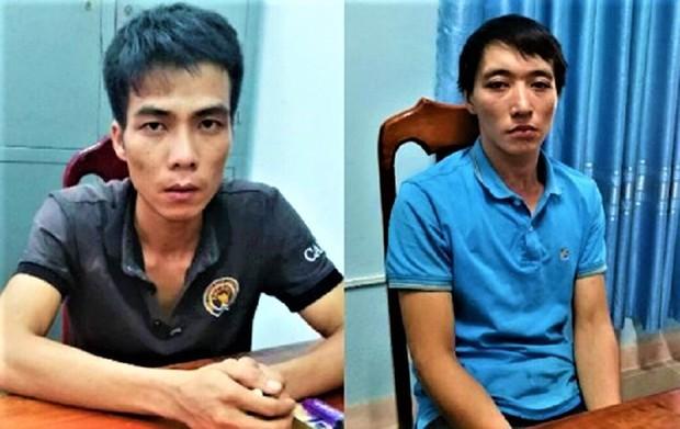 Bắt 2 thanh niên nghiện ma túy lẻn vào chùa trộm 40 triệu đồng - Ảnh 1.