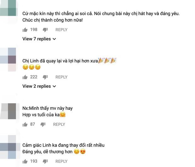 Linh Ka làm MV cover come back cực mạnh, lên thẳng Top 3 Trending vượt qua Chi Pu và Erik - Ảnh 12.
