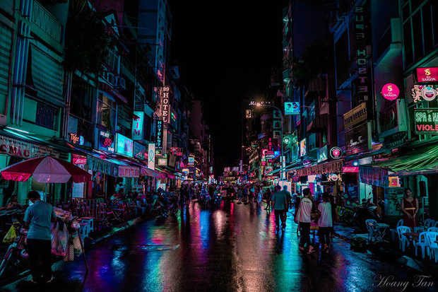 Phía sau vẻ hào nhoáng, có một phố Tây Bùi Viện hiện lên như góc Hong Kong bình dị đang khiến dân mạng phát sốt - Ảnh 10.