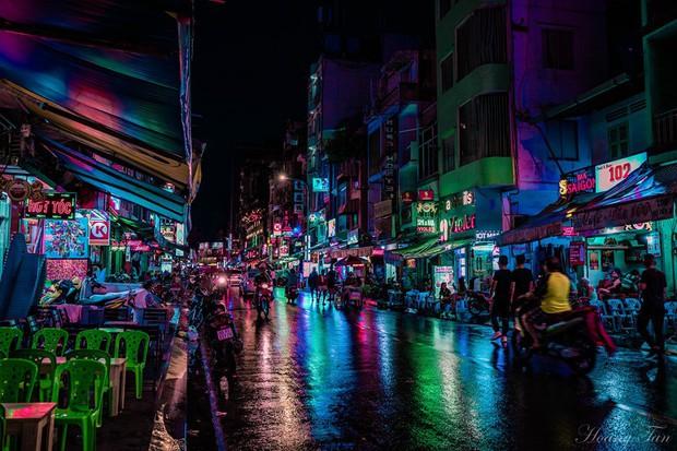 Phía sau vẻ hào nhoáng, có một phố Tây Bùi Viện hiện lên như góc Hong Kong bình dị đang khiến dân mạng phát sốt - Ảnh 7.