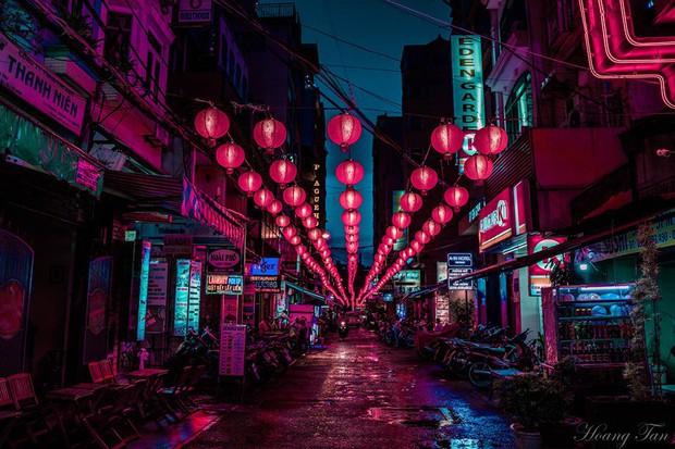 Phía sau vẻ hào nhoáng, có một phố Tây Bùi Viện hiện lên như góc Hong Kong bình dị đang khiến dân mạng phát sốt - Ảnh 5.