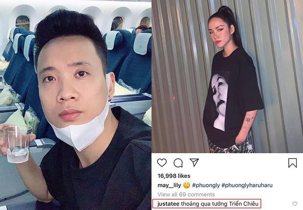 Không nhận ra Phương Ly với kiểu makeup siêu gắt nhưng bình luận của JustaTee mới là bá đạo - Ảnh 3.