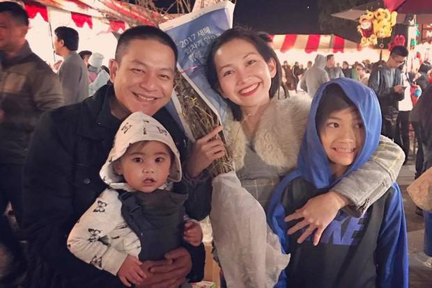 Điểm mặt 5 bố dượng nổi tiếng showbiz Việt: Người cưng chiều con riêng nhất mực, người bị lên án sau hành vi ngược đãi - Ảnh 5.