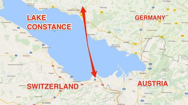 Chuyện thật như đùa: Đường bay quốc tế ngắn nhất thế giới chỉ dài 8 phút, vừa bước lên máy bay chưa kịp thắt dây an toàn đã hạ cánh - Ảnh 3.