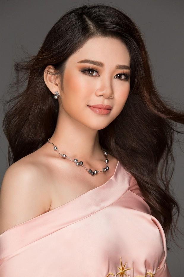 Trương Thế Vinh bối rối trước bộ ảnh hững hờ của thí sinh Hoa hậu Hoàn vũ Việt Nam 2017 - Ảnh 2.