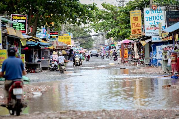 Nhìn từ trên cao con đường lầy lội nhất Sài Gòn: Gần 100 ao nước lớn nối tiếp nhau hơn 2km - Ảnh 5.