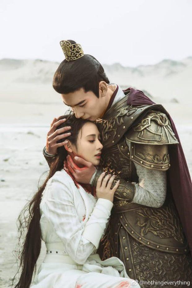 Valentine Thất Tịch mà xem lại 6 cảnh bi thảm này trong phim Trung thì hội FA thà ế còn hơn! - Ảnh 6.