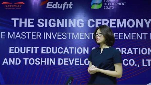 Bất ngờ với Công ty Gateway của bà Trần Thị Hồng Hạnh: Hoạt động giáo dục nhưng lại đăng ký kinh doanh bất động sản - Ảnh 2.