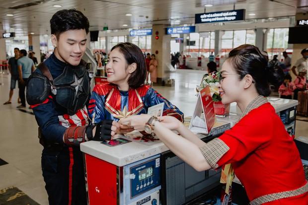 Chia sẻ ảnh đi du lịch Đà Nẵng, gia đình Tùng Sơn - Trang Lou khiến netizen xuýt xoa vì bé Xoài quá dễ cưng - Ảnh 3.