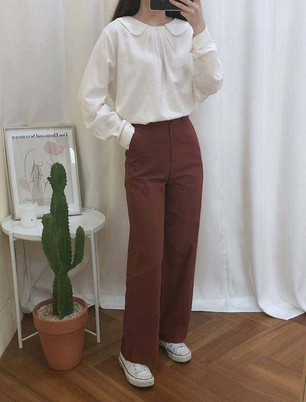 """Để mặc quần âu chuẩn đẹp mà không """"dừ"""" thì nàng công sở đừng bỏ qua 3 tips sau - Ảnh 8."""