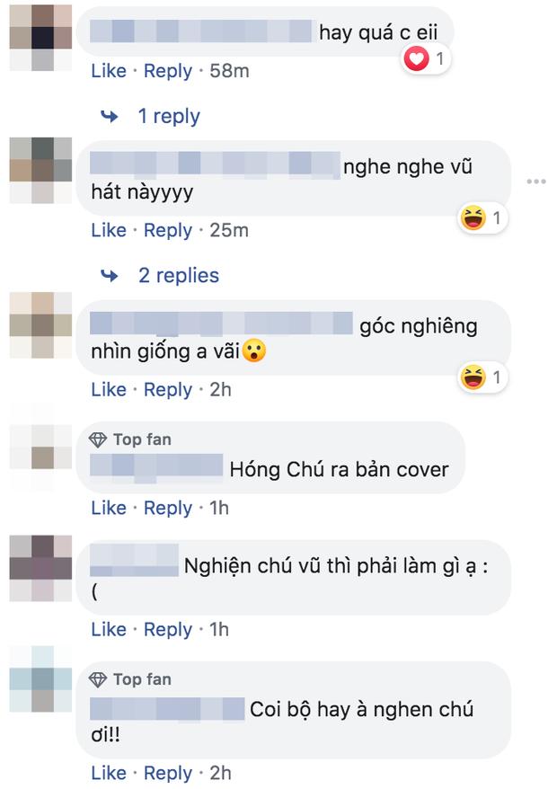 Hoàng tử Indie Thái Vũ cover Có Chàng Trai Viết Lên Cây sương sương cũng được nghìn share, fan đòi bản full gấp - Ảnh 3.