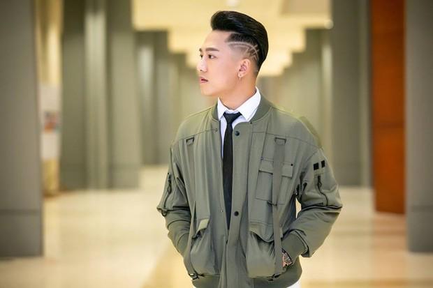 Châu Khải Phong gây bất ngờ với diện mạo mới, chính thức gia nhập hội mỹ nam Vbiz! - Ảnh 3.