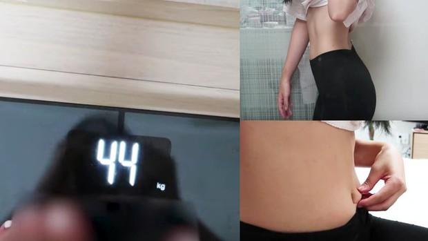 Học theo bà chủ Hotel Del Luna IU, vlogger Hàn Quốc gây ấn tượng với chế độ ăn giảm 3kg sau 3 ngày - Ảnh 9.