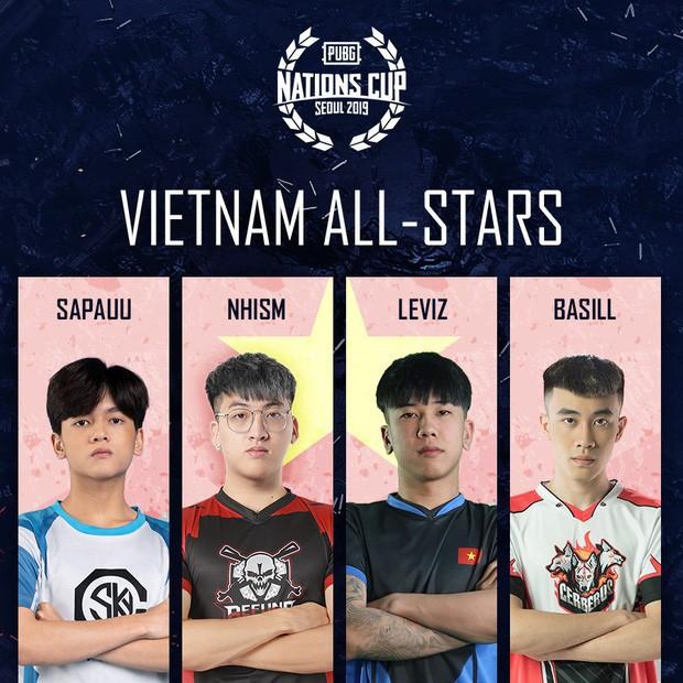 Điểm mặt 4 tuyển thủ đẹp trai, phong cách đại diện Việt Nam dự PUBG Nations Cup 2019 tại Hàn Quốc - Ảnh 1.