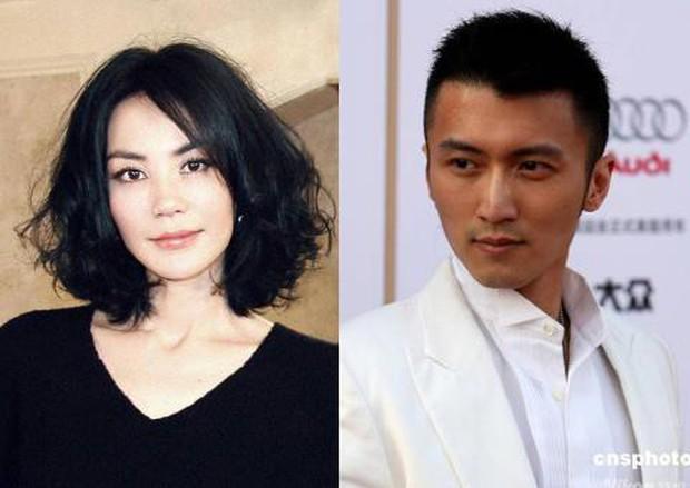 Vương Phi ngả ngớn bên trai lạ, Tạ Đình Phong mất hút trong tiệc sinh nhật tuổi 50 của nhân tình - Ảnh 2.