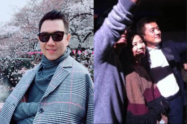 Vương Phi ngả ngớn bên trai lạ, Tạ Đình Phong mất hút trong tiệc sinh nhật tuổi 50 của nhân tình - Ảnh 3.
