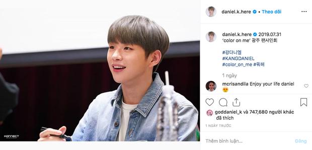 Tranh cãi nảy lửa: Jisung gửi tiền, em út từ Trung sang Hàn, Kang Daniel lại gây phẫn nộ dịp 2 năm Wanna One debut - Ảnh 5.