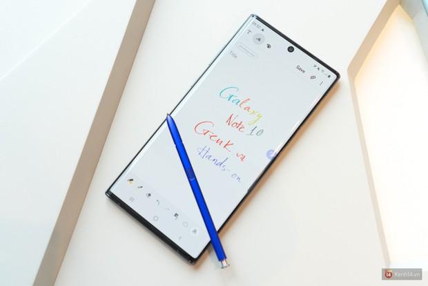 Samsung Galaxy Note 10/Note 10+ đây rồi: Màu halo độc nhất, bút S Pen như đũa phù thuỷ, giá từ 22 triệu - Ảnh 7.