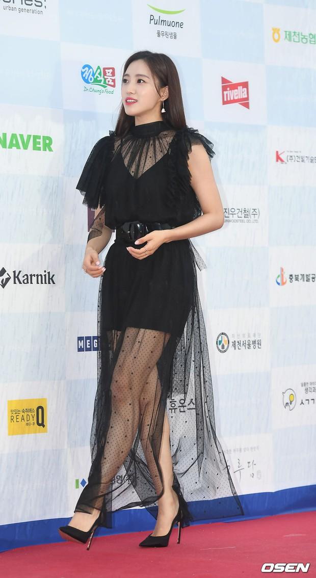 Thảm đỏ quy tụ dàn sao Hàn quyền lực: Yoon Eun Hye trở lại xuất sắc, Krystal đẹp ngút ngàn bất chấp đầm sến sẩm - Ảnh 19.