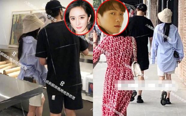 Dương Mịch lộ chi tiết hẹn hò vào ngày Thất Tịch nhưng fan Angela Baby - Huỳnh Hiểu Minh lại là người vui nhất - Ảnh 1.
