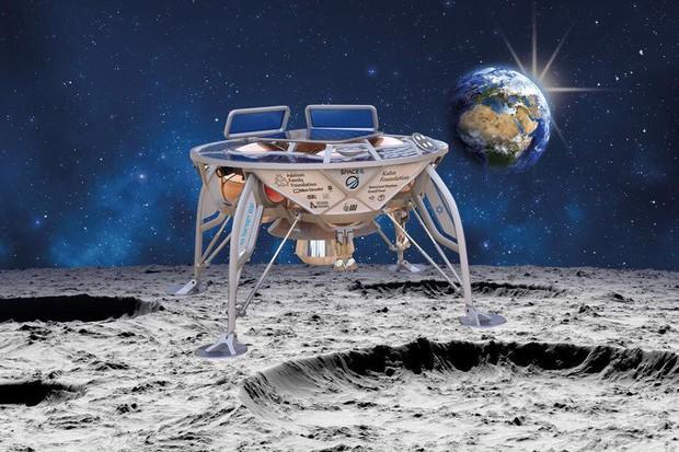 Có đến hàng ngàn sinh vật được xem là bất tử hiện đang chill trên Mặt trăng nhờ một sự cố xảy ra từ 4 tháng trước - Ảnh 1.
