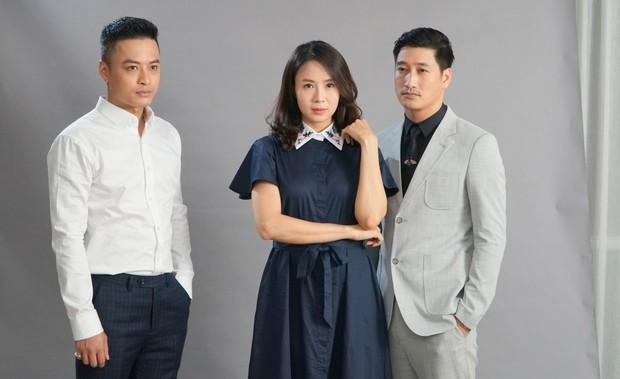 Soi ngay dàn nhân vật của bộ drama Hoa Hồng Trên Ngực Trái để không rối não khi xem phim - Ảnh 12.
