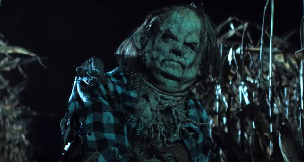 Scary Stories to Tell in the Dark: Quá nhiều cô hồn trong một bộ phim khiến người lớn cũng phải khóc thét - Ảnh 2.