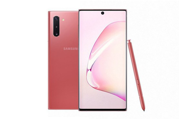 Cận cảnh 5 màu tuyệt đẹp của Galaxy Note 10, bạn sẽ chọn chiếc nào để khoe dáng? - Ảnh 2.