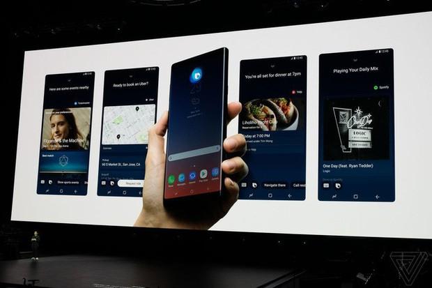 Trong toàn bộ sự kiện Galaxy Note10, trợ lý ảo Bixby không hề được Samsung gọi tên - Ảnh 1.