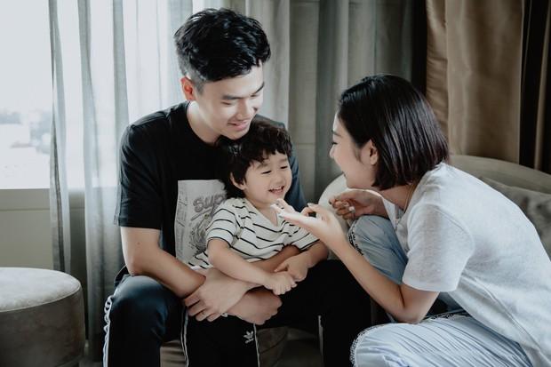 """Chuyến đi đặc biệt của Trang Lou - Tùng Sơn: """"Có bé Xoài cùng du lịch, vợ chồng mình hiểu được ý nghĩa của gia đình"""" - Ảnh 2."""