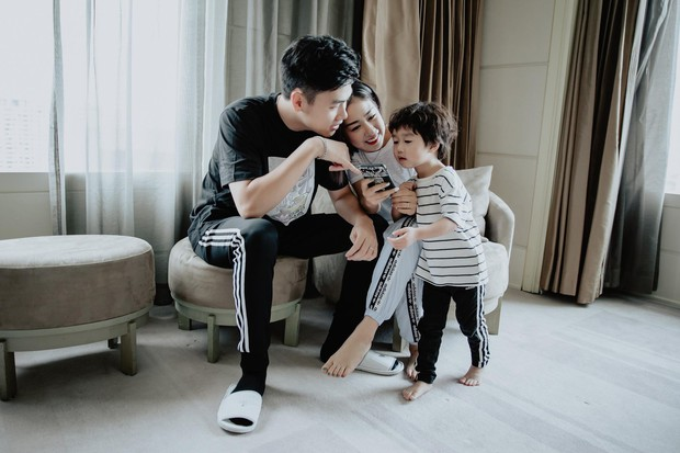 """Chuyến đi đặc biệt của Trang Lou - Tùng Sơn: """"Có bé Xoài cùng du lịch, vợ chồng mình hiểu được ý nghĩa của gia đình"""" - Ảnh 3."""