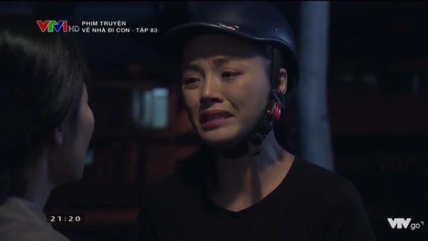 Cú lừa đẫm nước mắt Về Nhà Đi Con tập 83: Ông Sơn bỏ nhà đi tu, Dương khô máu la làng VỀ NHÀ ĐI BỐ! - Ảnh 16.