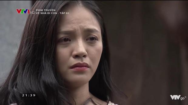 Cú lừa đẫm nước mắt Về Nhà Đi Con tập 83: Ông Sơn bỏ nhà đi tu, Dương khô máu la làng VỀ NHÀ ĐI BỐ! - Ảnh 3.