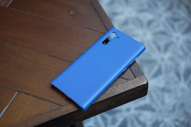 5 điểm khiến giới công nghệ chưa hài lòng với Galaxy Note 10 - Ảnh 1.