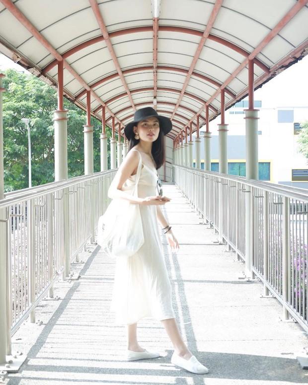 Á hậu Thùy Dung kín tiếng quá nên suýt nữa chị em đã bỏ lỡ một hình mẫu mặc đẹp lý tưởng - Ảnh 11.
