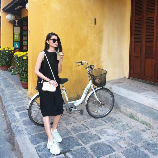 Á hậu Thùy Dung kín tiếng quá nên suýt nữa chị em đã bỏ lỡ một hình mẫu mặc đẹp lý tưởng - Ảnh 15.