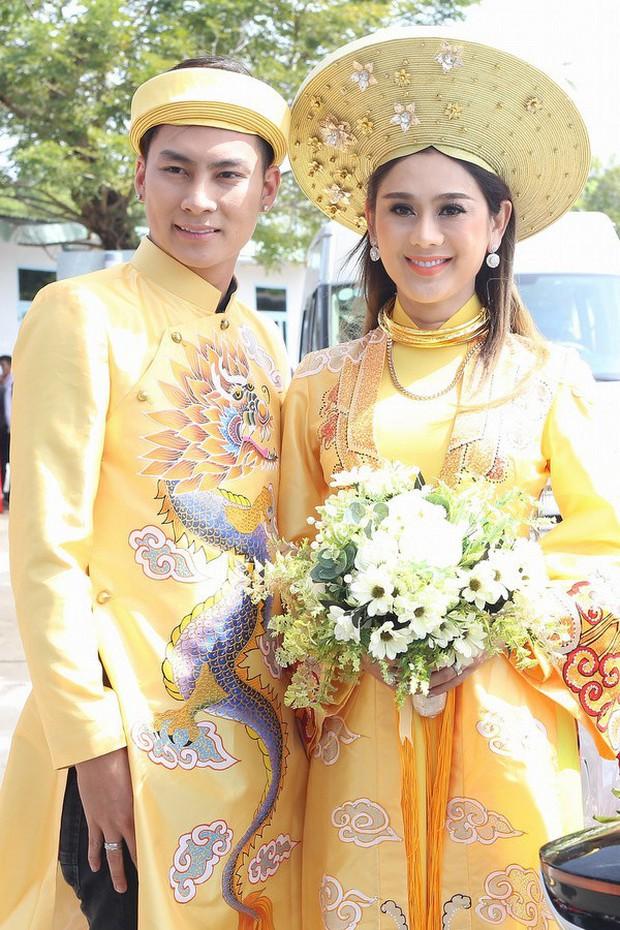 Sao Việt thay váy cưới như chạy show: Đàm Thu Trang đổi liền 3 bộ nhưng còn có người thay liền 5 bộ chỉ trong 1 ngày - Ảnh 16.