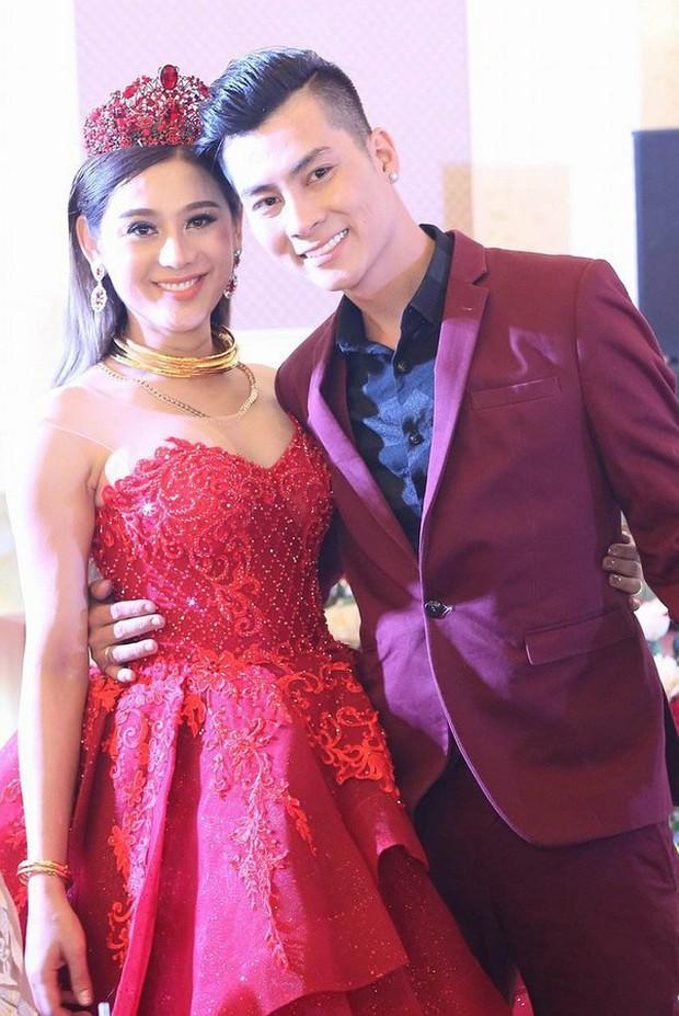 Sao Việt thay váy cưới như chạy show: Đàm Thu Trang đổi liền 3 bộ nhưng còn có người thay liền 5 bộ chỉ trong 1 ngày - Ảnh 19.