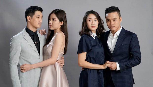 Soi ngay dàn nhân vật của bộ drama Hoa Hồng Trên Ngực Trái để không rối não khi xem phim - Ảnh 13.