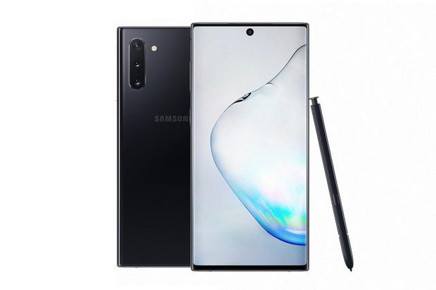 Cận cảnh 5 màu tuyệt đẹp của Galaxy Note 10, bạn sẽ chọn chiếc nào để khoe dáng? - Ảnh 4.