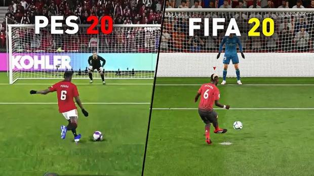 Cuộc đua thống trị tựa game bóng đá giữa PES và FIFA dần đi đến hồi kết? - Ảnh 3.