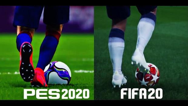 Cuộc đua thống trị tựa game bóng đá giữa PES và FIFA dần đi đến hồi kết? - Ảnh 4.