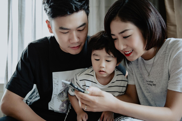 """Chuyến đi đặc biệt của Trang Lou - Tùng Sơn: """"Có bé Xoài cùng du lịch, vợ chồng mình hiểu được ý nghĩa của gia đình"""" - Ảnh 5."""