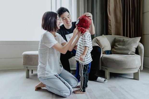 """Chuyến đi đặc biệt của Trang Lou - Tùng Sơn: """"Có bé Xoài cùng du lịch, vợ chồng mình hiểu được ý nghĩa của gia đình"""" - Ảnh 7."""