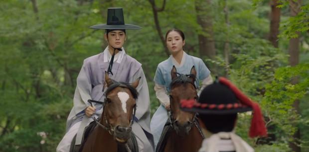 Tiết lộ cực sốc của Tân Binh Học Sử Goo Hae Ryung: Cha Eun Woo là con rơi chứ chẳng phải Hoàng tử cao quý? - Ảnh 7.