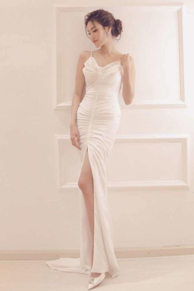 Sao Việt thay váy cưới như chạy show: Đàm Thu Trang đổi liền 3 bộ nhưng còn có người thay liền 5 bộ chỉ trong 1 ngày - Ảnh 7.